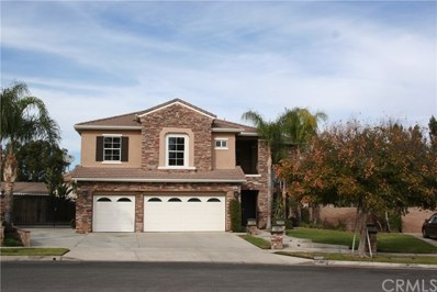 947 Haley Talbert Drive, Corona, CA 92881 - MLS#: IV17279693
