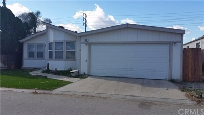 700 E Washington Street UNIT 20, Colton, CA 92324 - MLS#: IV18000521