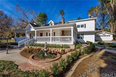 2820 Rumsey Drive, Riverside, CA 92506 - MLS#: IV18001861