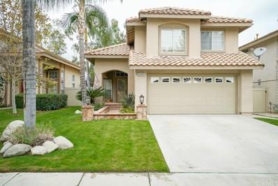 16225 W Sun Canyon Street, Riverside, CA 92503 - MLS#: IV18002719