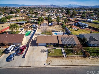 11485 Mojave Drive, Jurupa Valley, CA 91752 - MLS#: IV18003139