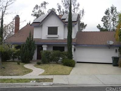 11392 Mount Johnson Court, Rancho Cucamonga, CA 91737 - MLS#: IV18004207