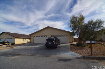 7207 Murray Lane, Yucca Valley, CA 92284 - MLS#: IV18004548