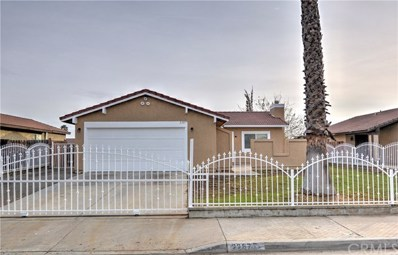 22877 Dracaea Avenue, Moreno Valley, CA 92553 - MLS#: IV18005341