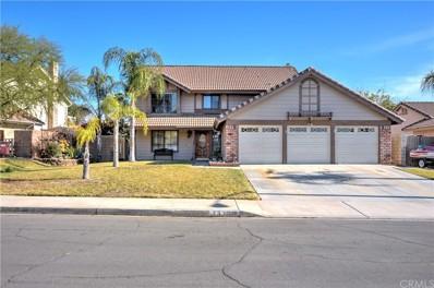 13234 Pepperbush Drive, Moreno Valley, CA 92553 - MLS#: IV18006670
