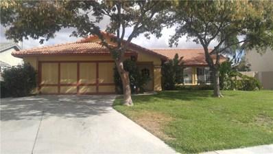1277 Wrigley Lane, Perris, CA 92571 - MLS#: IV18007048