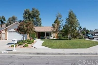 22652 Kinross Lane, Moreno Valley, CA 92557 - MLS#: IV18008763