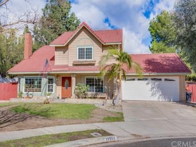 11314 Pyramid Peak Court, Rancho Cucamonga, CA 91737 - MLS#: IV18009264