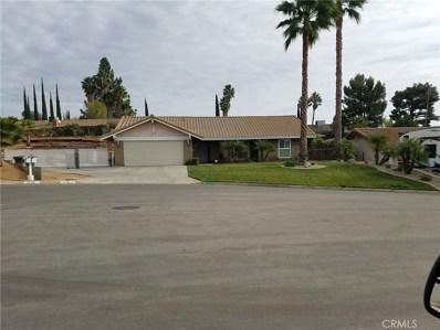 11410 Tropic Court, Moreno Valley, CA 92557 - MLS#: IV18010729
