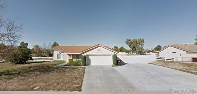28690 Strauss Lane, Moreno Valley, CA 92555 - MLS#: IV18011743