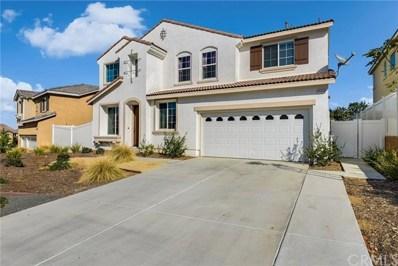 15830 Hammett Court, Moreno Valley, CA 92555 - MLS#: IV18012975