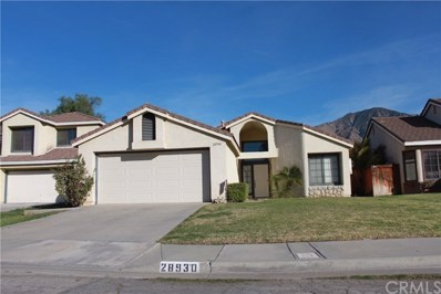 28930 Jasmine Creek Lane, Highland, CA 92346 - MLS#: IV18013370