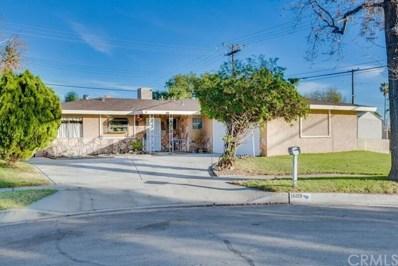 1609 N Millard Avenue, Rialto, CA 92376 - MLS#: IV18013609