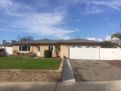 7722 Henbane Street, Rancho Cucamonga, CA 91739 - MLS#: IV18014053