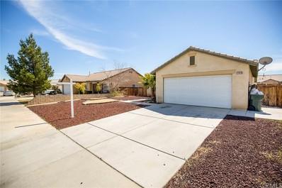 11813 Wolcott Street, Adelanto, CA 92301 - MLS#: IV18020000