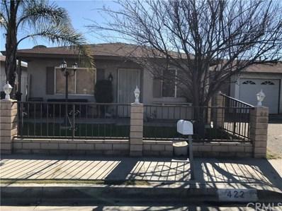 422 El Monte Street, San Jacinto, CA 92583 - MLS#: IV18020484
