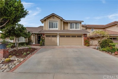 16353 E Peak Court, Riverside, CA 92503 - MLS#: IV18020740