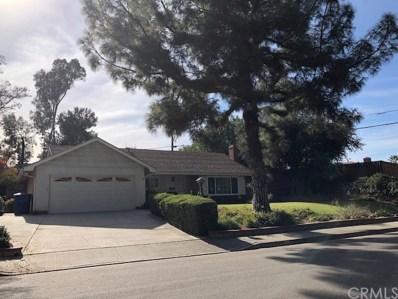 110 Masters Avenue, Riverside, CA 92507 - MLS#: IV18020866