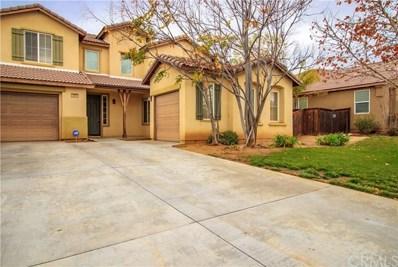 13901 Monet Street, Moreno Valley, CA 92555 - MLS#: IV18021236