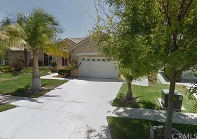 803 La Cadena Lane, Corona, CA 92879 - MLS#: IV18021595