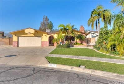 17622 Fontlee Lane, Fontana, CA 92335 - MLS#: IV18021647