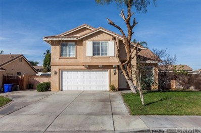 10586 Steerhead Drive, Bloomington, CA 92316 - MLS#: IV18022055