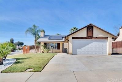 12275 Turton Lane, Moreno Valley, CA 92557 - MLS#: IV18022366