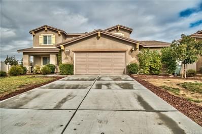 810 Amadova Drive, Perris, CA 92571 - MLS#: IV18023024
