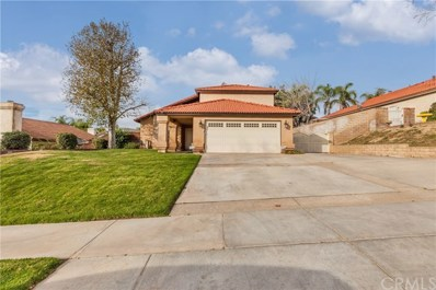 22770 Bluebird Lane, Grand Terrace, CA 92313 - MLS#: IV18023174