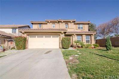 25996 Avenida Espaldar, Moreno Valley, CA 92551 - MLS#: IV18023225