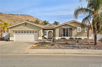 9860 Shadow Mountain Drive, Moreno Valley, CA 92557 - MLS#: IV18025273