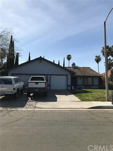 24345 Moonraker Lane, Moreno Valley, CA 92557 - MLS#: IV18025503