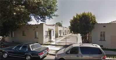 6360 Gentry Street, Huntington Park, CA 90255 - MLS#: IV18025723