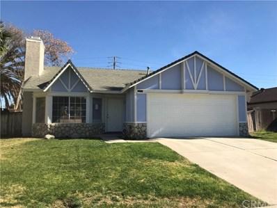 15780 Bluechip Circle, Moreno Valley, CA 92551 - MLS#: IV18027066