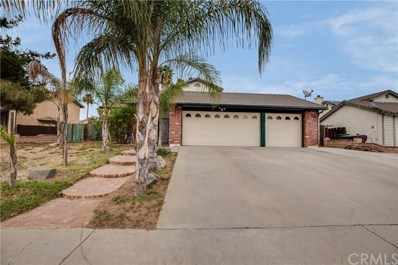 25316 Brodiaea Avenue, Moreno Valley, CA 92553 - MLS#: IV18027555