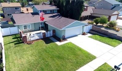 1637 Washburn Circle, Corona, CA 92882 - MLS#: IV18030254