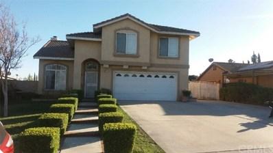 18755 Buckskin Drive, Bloomington, CA 92316 - MLS#: IV18030840