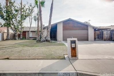 3513 De Souza Place, Bakersfield, CA 93309 - MLS#: IV18031528