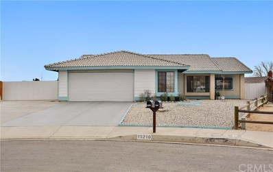 15216 Mesquite Place, Victorville, CA 92394 - MLS#: IV18034207