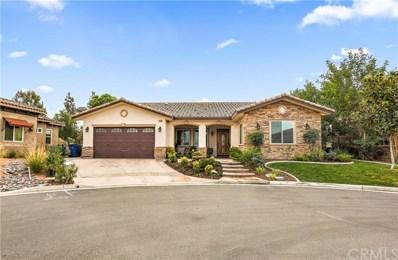 1110 Maddie Lane, Riverside, CA 92507 - MLS#: IV18034649