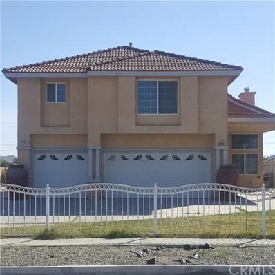17413 Grevillea Street, Fontana, CA 92335 - MLS#: IV18036482
