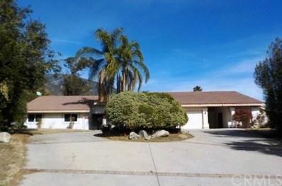 9866 Cinch Ring Lane, Rancho Cucamonga, CA 91737 - MLS#: IV18037087