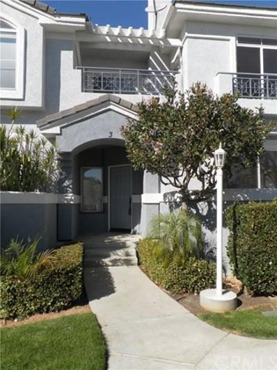 2275 Indigo Hills Drive UNIT 3, Corona, CA 92879 - MLS#: IV18037154