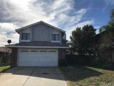 25401 White Birch Lane, Moreno Valley, CA 92553 - MLS#: IV18037990
