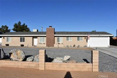 13360 Rancherias Road, Apple Valley, CA 92308 - MLS#: IV18038545