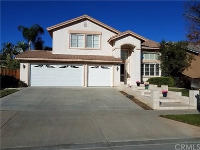 1411 Whispering Wind Lane, Corona, CA 92881 - MLS#: IV18038814