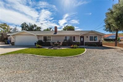 18237 Van Buren Boulevard, Riverside, CA 92508 - MLS#: IV18038981