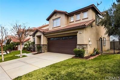 125 Englemann Drive, Corona, CA 92881 - MLS#: IV18042183