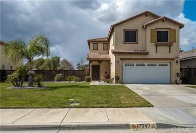 17047 Tack Lane, Moreno Valley, CA 92555 - MLS#: IV18044123