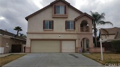 15645 Lucia Lane, Moreno Valley, CA 92551 - MLS#: IV18044232